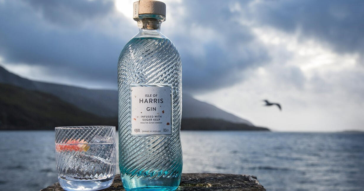 Harris gin facebook