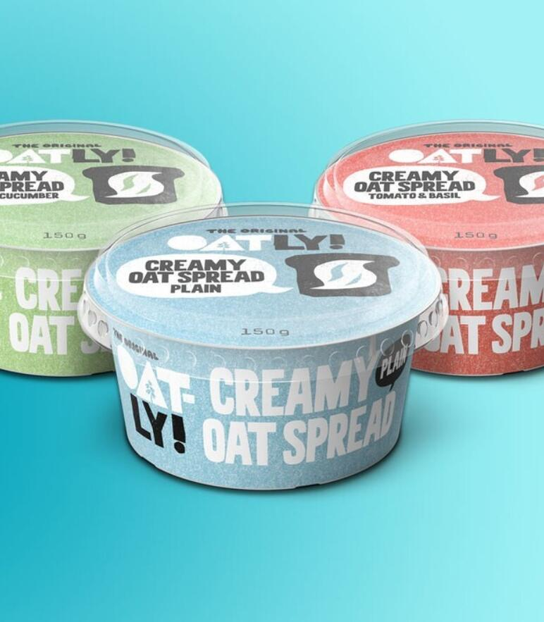 Oatly spreads
