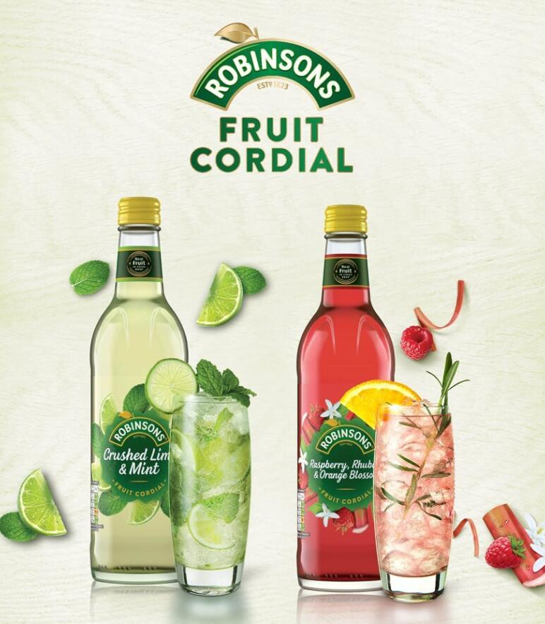 Robinsons fruit cordial